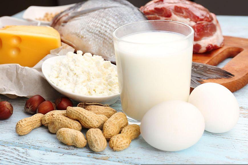 Zapotrzebowanie człowieka na białko