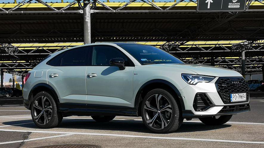 Ciekawa stylistyka, nowoczesne rozwiązania i wysoka cena - oto Audi Q3 Sportback