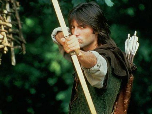 Zdjęcie poglądowe Robin Hooda z serialu.