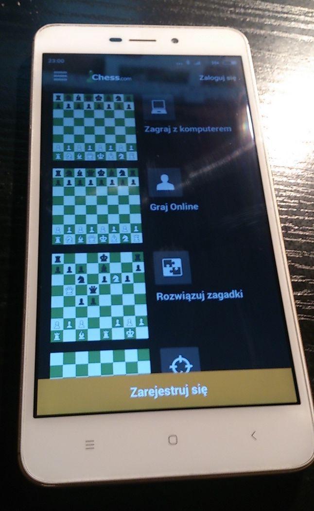 Chess · Play & Learn - najlepsza aplikacja szachowa... i to nie tylko z tutaj opisanych, ale w ogóle.