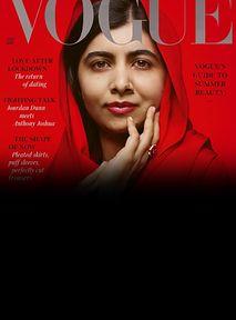 """Malala Yousafzai na okładce """"Vogue'a"""": """"Znam moc, którą młode dziewczyny noszą w swoich sercach"""""""