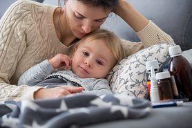 Jak w naturalny sposób zmobilizować organizm dziecka do walki z infekcją wirusową?