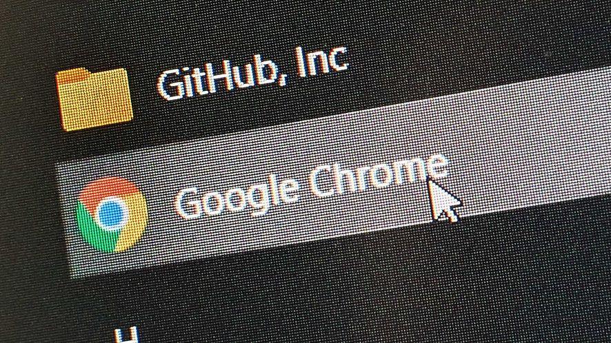 Google Chrome został zaktualizowany