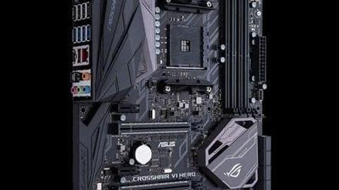 Procesory AMD serii 5000 na płytach głównych z chipsetem 300. BIOS ASRocka działa na płycie Asusa