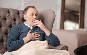 Objawy zawału serca przypominały przeziębienie