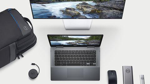 Nowości Della: laptopy Inspiron z ambicjami, niezły Chromebook i doskonały monitor HDR