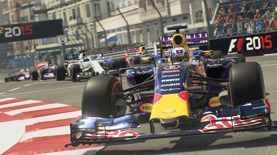 Gra F1 2015 za darmo. Siądź za kierownicą bolidu w ten weekend