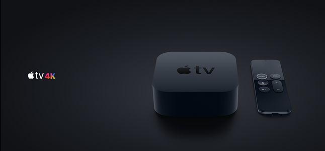 Przystawka Apple TV 4K, fot. Apple
