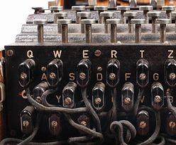 Kupił na pchlim targu maszynę do pisania. Okazało się, że to Enigma