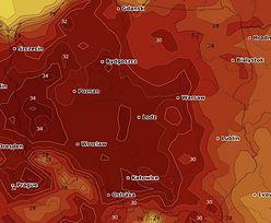 Pogoda na czwartek - 9 sierpnia. Tak upalnie dawno nie było!