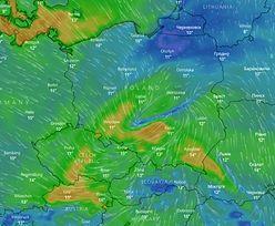 Pogoda na dziś - 23 września. Wichura nadciąga nad Polskę - nawet 120 km/h