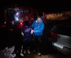 Krzeszów. Nocna akcja GOPR. 72-latka zgubiła się na szlaku w górach