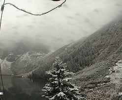 Tatry w śniegu. TOPR ostrzega turystów przed wyprawą w góry