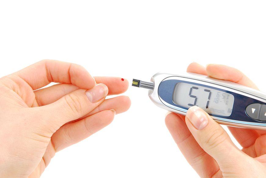 Obniżone ryzyko cukrzycy