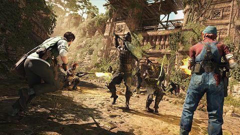 Strange Brigade od twórców Sniper Elite zabierze nas w świat zombie, egipskich bogów i kina retro