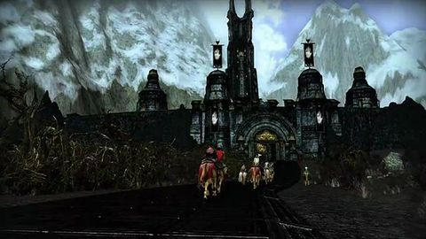 Isengard rzucił cień na The Lord of the Rings Online