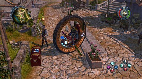 Galeria: Sacred 2: Fallen Angel w wersji na PS3