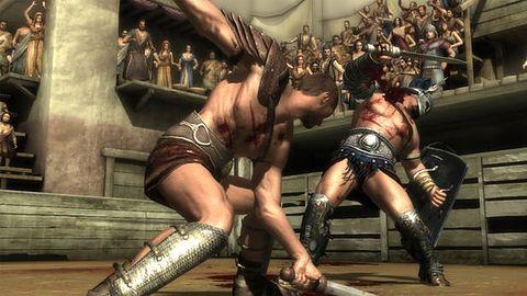Pierwsze walki w Spartacus Legends stoczymy za tydzień