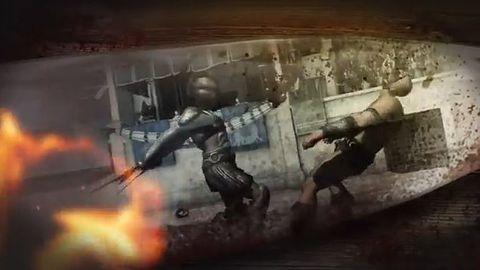 Niespodzianka: na pierwszym zwiastunie Spartacus Legends leje się sporo krwi