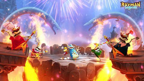 Co przyniosło opóźnienie Rayman Legends?
