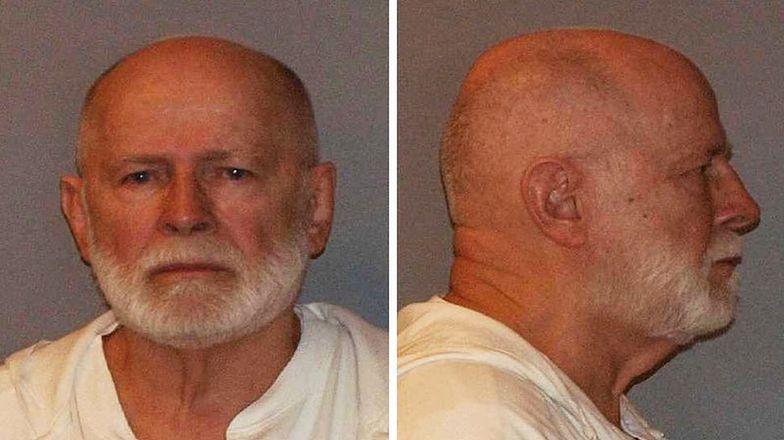 Słynny szef mafii Whitey Bulger zlinczowany w więzieniu. Chcieli wydłubać mu oczy