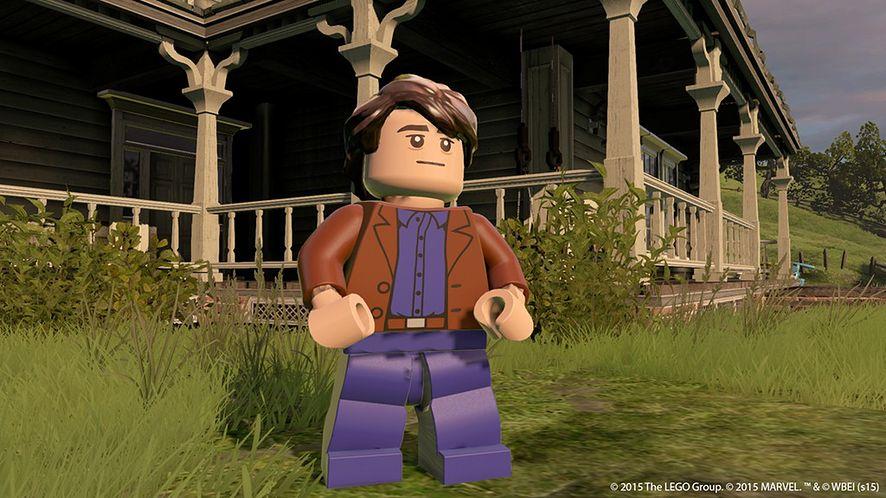 LEGO Marvel's Avengers przesunięte na przyszły rok