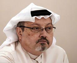 Arabia Saudyjska. Zabójstwo Dżamala Chaszukdżiego. Kara śmierci dla 5 osób