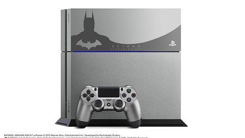 PS4 dostanie edycję z Batmanem na froncie. Z okazji premiery gry, ma się rozumieć