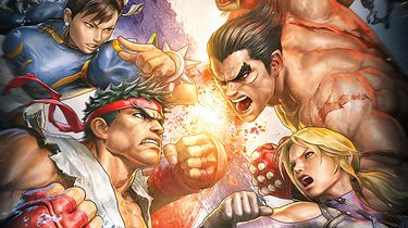 Tekken x Street Fighter ma się dobrze