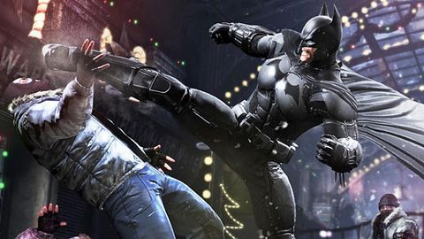 Złoczyńcy kontra złoczyńcy kontra Batman i Robin. Na czym będzie polegać tryb wieloosobowy w Arkham Origins?