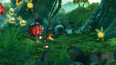 Rayman Origins na święta