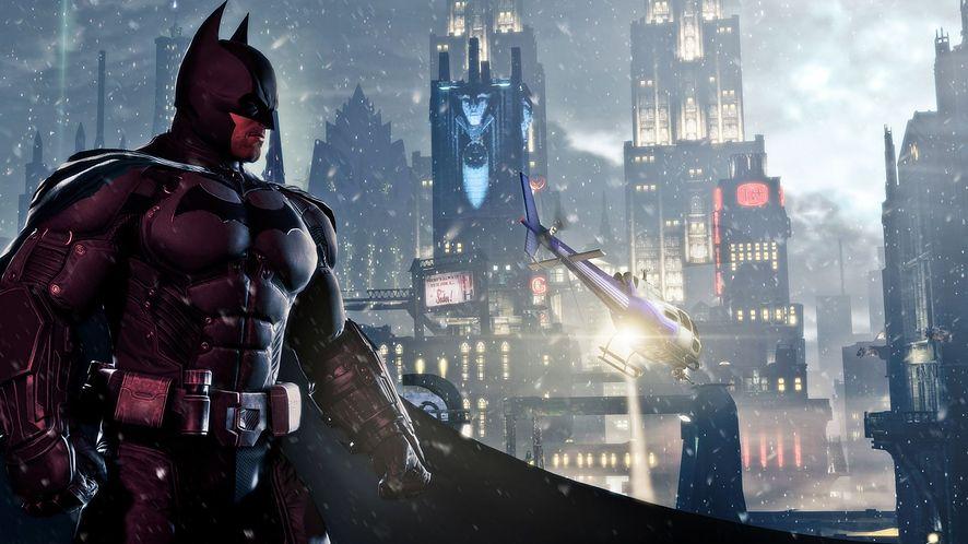 I am the Night - nowy tryb w Arkham Origins sprawdzi, ile naprawdę macie w sobie z Batmana
