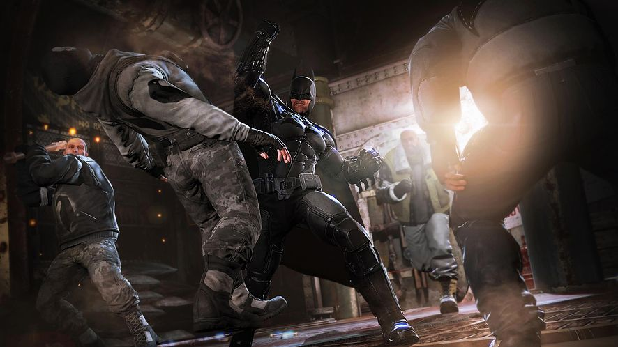 Batman: Arkham Origins na PC i Wii U wyjdzie później niż 25 października [AKTUALIZACJA]