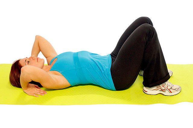 Ćwiczenia - ból głowy