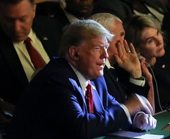 Donald Trump wyśmiał 16-latkę na szczycie klimatycznym ONZ