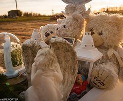 Złodziej zabiera zabawki z grobu dziecka. Mieszkańcy i tak przynoszą kolejne