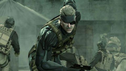 Cztery lata po premierze, Metal Gear Solid 4 dostanie... pucharki!