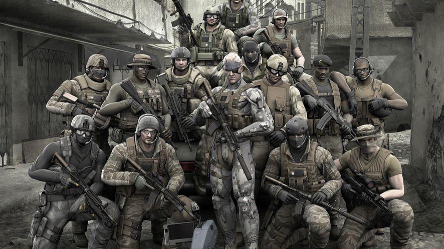 Nie będzie już nowego Metal Gear Solid? Konami zarzuca tworzenie konsolowych tytułów AAA