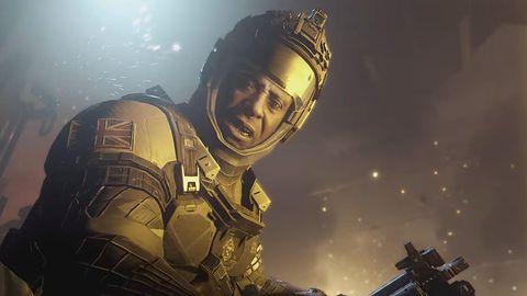 Call of Duty: Infinite Warfare ze znacznym spadkiem sprzedaży w stosunku do poprzednich części