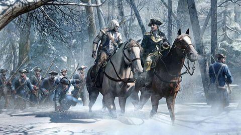 Assassin's Creed 3 - walcząc o niepodległość