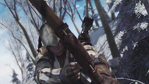 Zwiastun Assassin's Creed 3 zostawia niedosyt