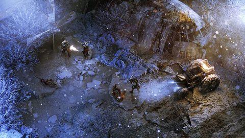 Wasteland 3 ma pierwszy gameplay i w niecały dzień uzbierał ponad 2 miliony dolarów