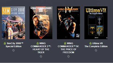 Humble Bundle od EA wzbogacił się o kilka sędziwych tytułów