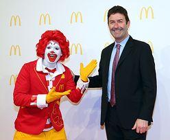 Szef McDonald's wyleciał z pracy. Kochanek w firmie to za dużo
