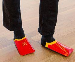 McDonald's wyprodukuje buty? Rzucił wyzwanie internautom