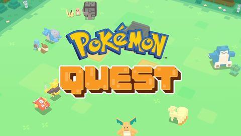 Nowa gra Pokémon Quest już za miesiąc. Koniec z turową walką, pora na ułatwienia