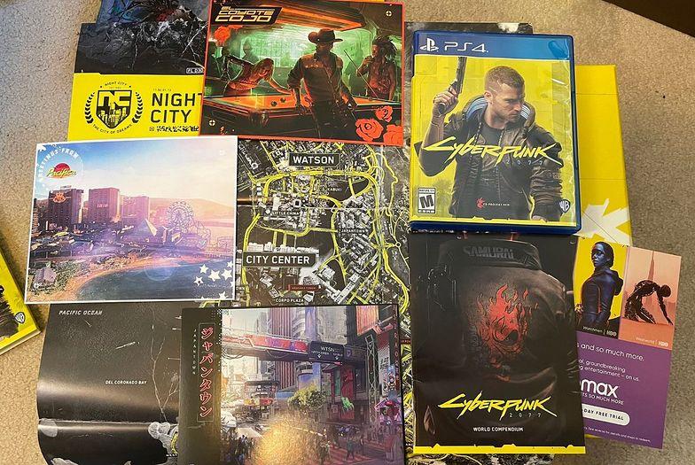 Premiera Cyberpunk 2077. Pierwsi gracze już dostali hit od CD Projekt RED