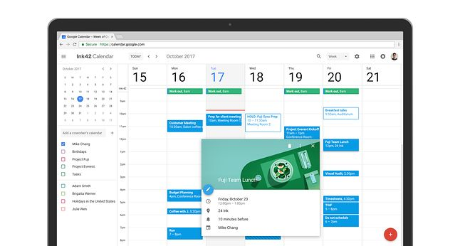 Odświeżony interfejs Kalendarza – do marca 2018 roku wciąż będzie można z niego zrezygnować