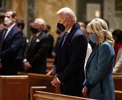 Katoliccy biskupi nie chcą, aby Joe Biden przyjmował komunię. Oto powód