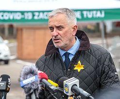 """Prezydent Wałbrzycha ma policyjną ochronę. """"Nastąpił zmasowany atak"""""""